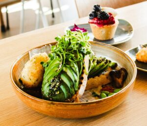 raw food niche