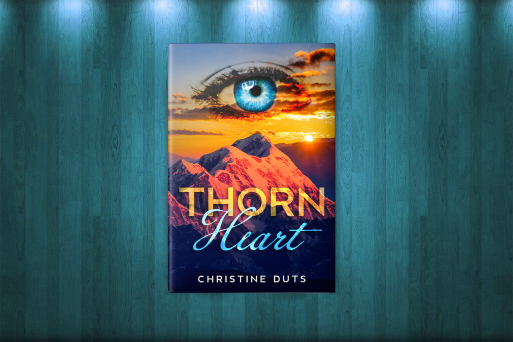 May Book Releases - Thorn Heart - a Story that Overcame Many Hurdles