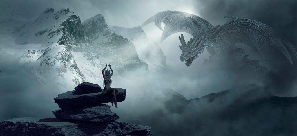 Paranormal Romance Novels - Surviving Among Vampires and Werewolves
