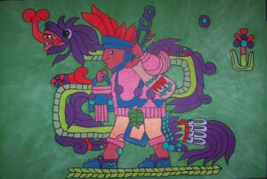 Aztec-god-Quetzalcoatl
