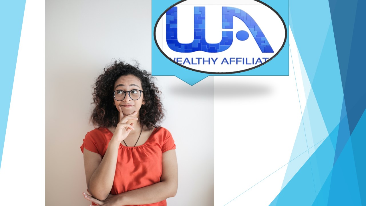 Wealthy Affiliate, does it work?
